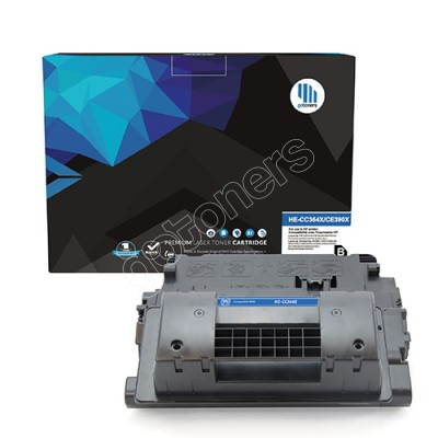 Gotoners™ HP New Compatible CC364X (64X) Black Toner, High Yield