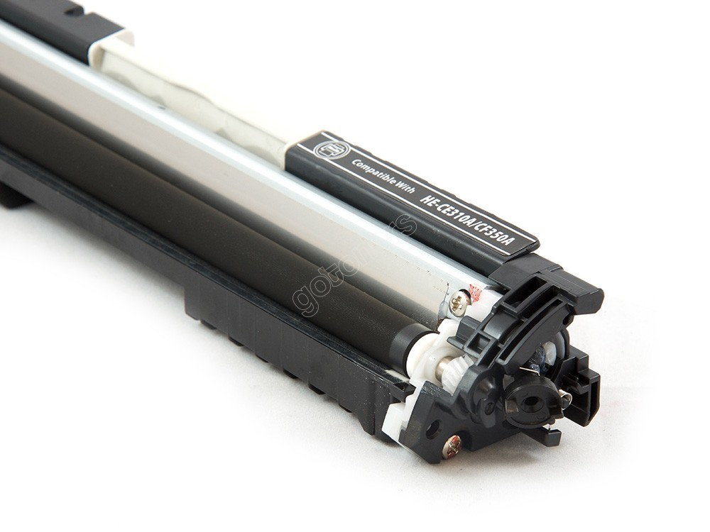 Gotoners™ HP New Compatible CE310A (126A) Black Toner, Standard Yield