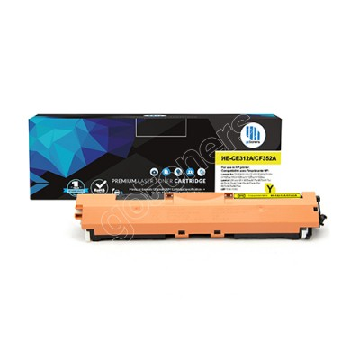 Gotoners™ HP New Compatible CE312A (126A) Yellow Toner, Standard Yield