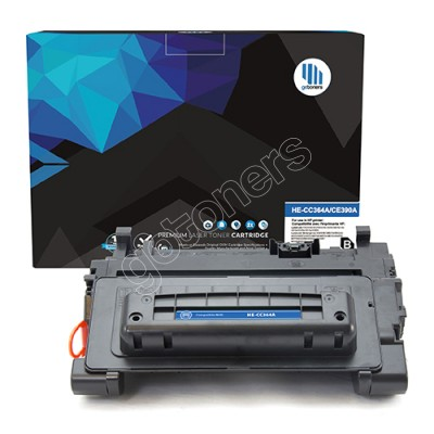 Gotoners™ HP New Compatible CE390A (90A) Black Toner, Standard Yield