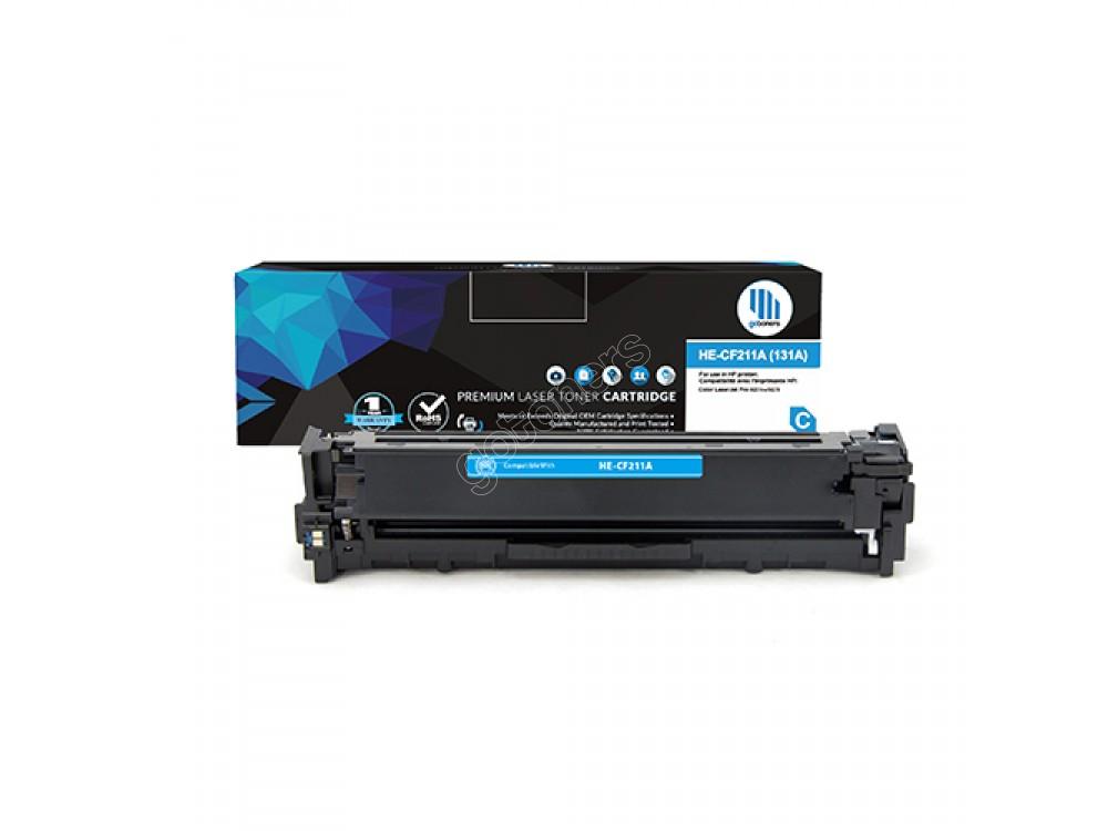 Gotoners™ HP New Compatible CF211A Cyan Toner, Standard Yield