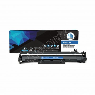 Gotoners™ HP New Compatible CF219A (19A) Black Drum Unit, Standard Yield