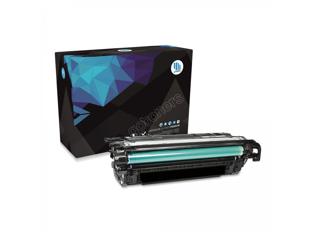 Gotoners™ HP New Compatible CF330X (654X) Black Toner, High Yield