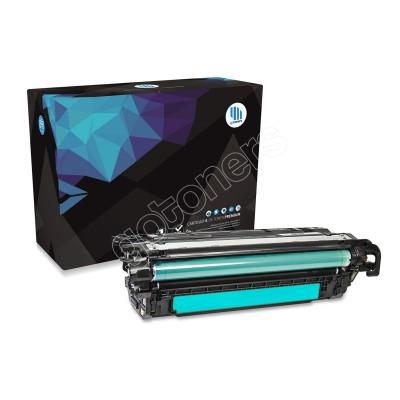 Gotoners™ HP New Compatible CF331A (654A) Cyan Toner, Standard Yield