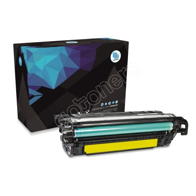 Gotoners™ HP New Compatible CF332A (654A) Yellow Toner, Standard Yield