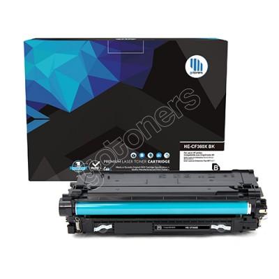 Gotoners™ HP New Compatible CF360X (508X) Black Toner, High Yield