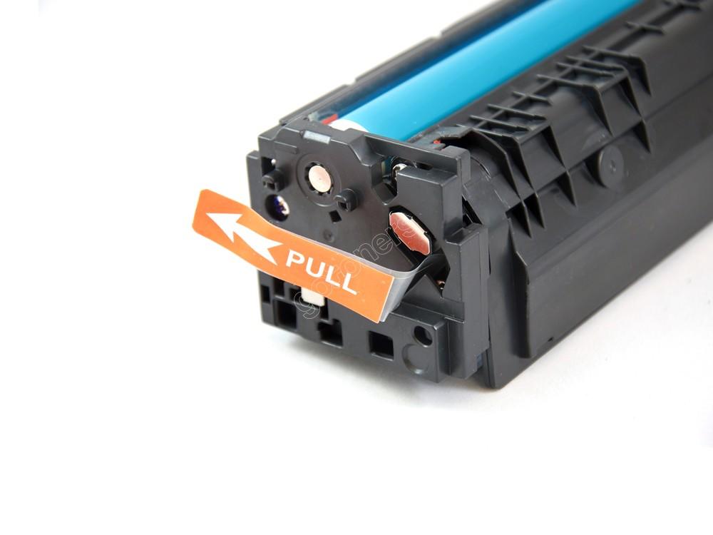 Gotoners™ HP New Compatible CF402X (201X) Yellow Toner, High Yield