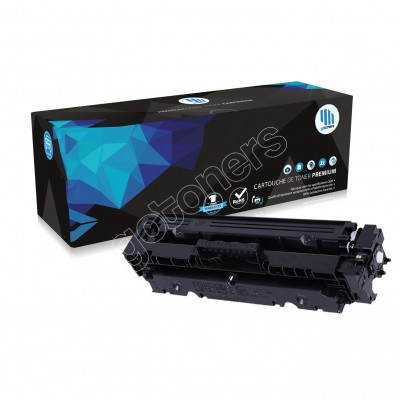 Gotoners™ HP New Compatible CF412A (201A) Yellow Toner, Standard Yield