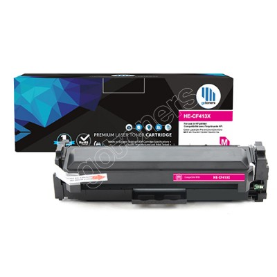 Gotoners™ HP New Compatible CF413X (201X) Magenta Toner, High Yield