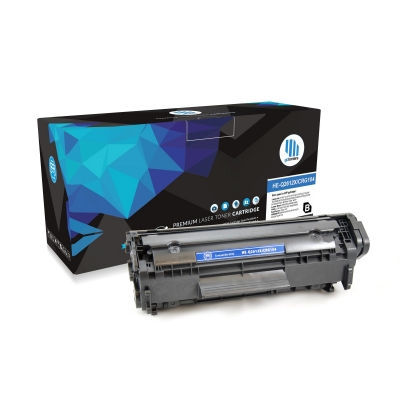 Gotoners™ HP New Compatible Q2612X (12X) Black Toner, High Yield