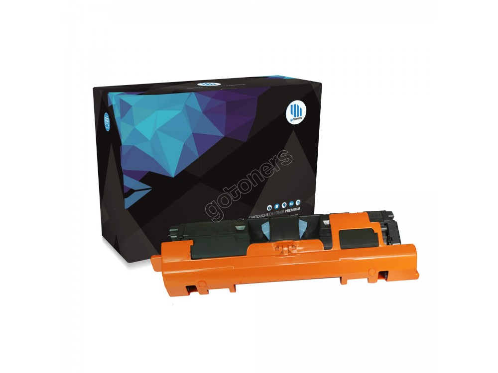 Gotoners™ HP Compatible Q3960A (122A) Black Remanufactured Toner , Standard Yield