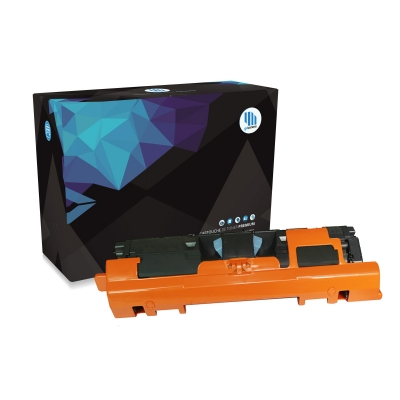 Gotoners™ HP Compatible Q3962A (122A) Yellow Remanufactured Toner , Standard Yield