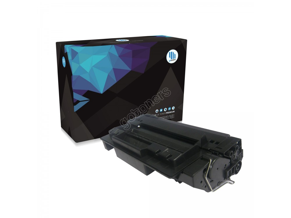 Gotoners™ HP New Compatible Q6511A (11A) Black Toner, Standard Yield