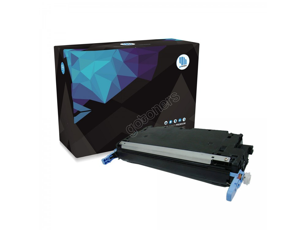 Gotoners™ HP Compatible Q7563A (314A) Magenta Remanufactured Toner , Standard Yield