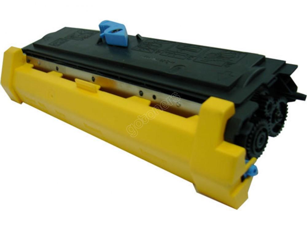 Gotoners™ Konica Minolta Compatible 1710566-001 (1300/1350) Black Remanufactured Toner , Standard Yield