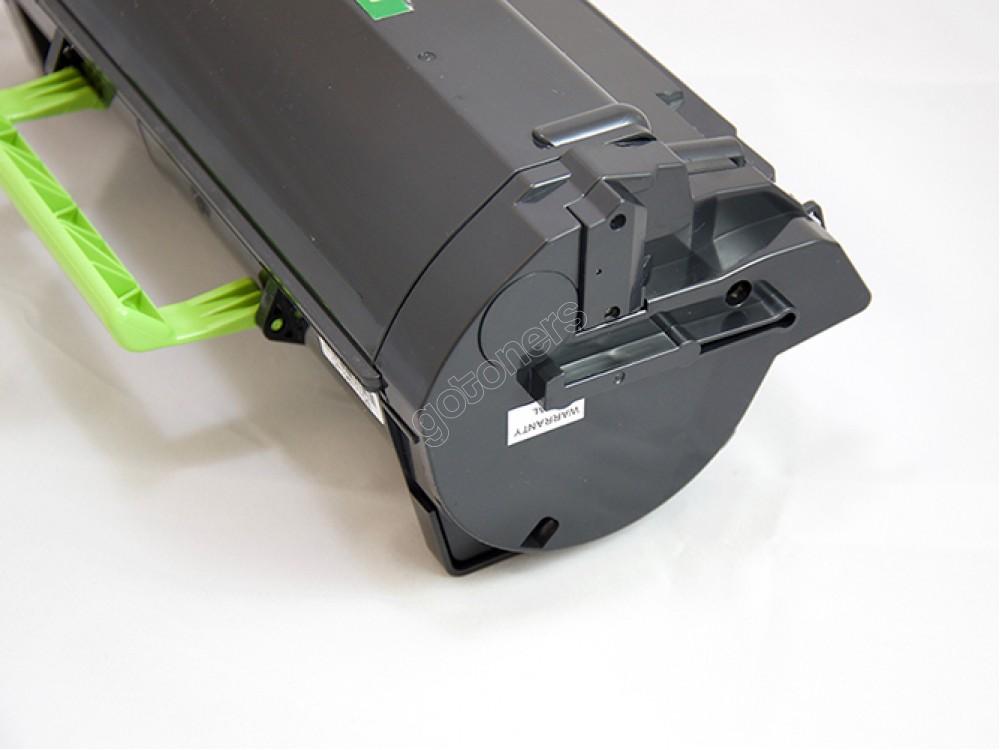 Gotoners™ Lexmark New Compatible 60F1H00 (MX310) Black Toner Kit, Standard Yield