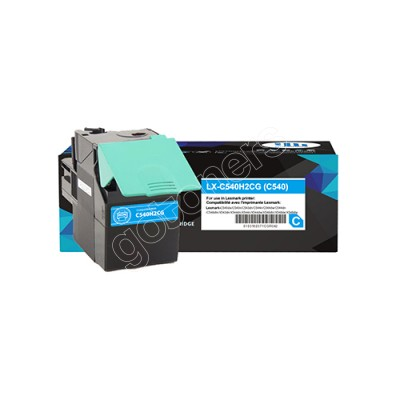 Gotoners™ Lexmark Compatible C540H1CG (C540) Cyan Remanufactured Toner Kit, Standard Yield