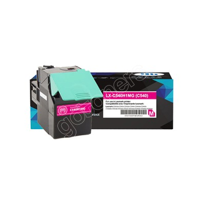 Gotoners™ Lexmark Compatible C540H1MG (C540) Magenta Remanufactured Toner Kit, Standard Yield