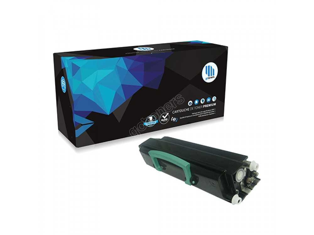 Gotoners™ Lexmark Compatible E352H11L (E350) Black Remanufactured Toner , Standard Yield