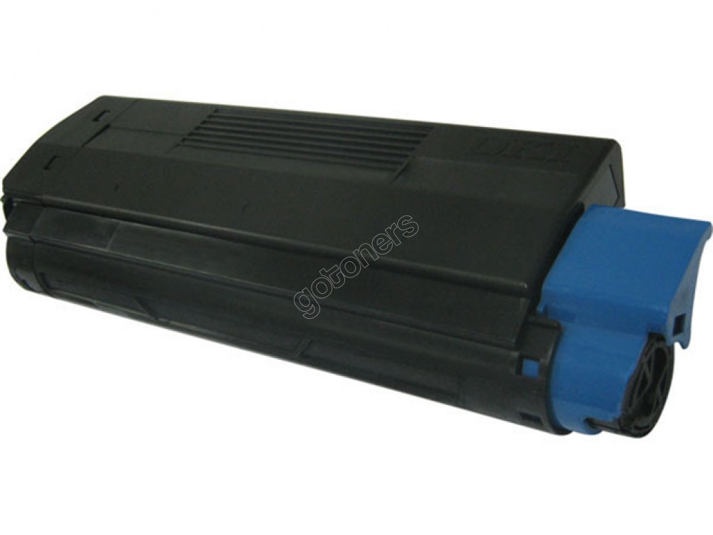 Gotoners™ OKI Compatible 42804503 (C5100/C5300) Cyan Remanufactured Toner Kit, Standard Yield