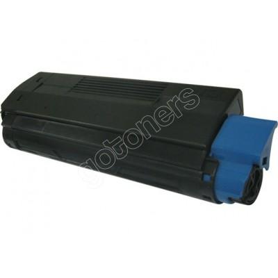 Gotoners™ OKI Compatible 42804504 (C5100/C5300) Black Remanufactured Toner Kit, Standard Yield
