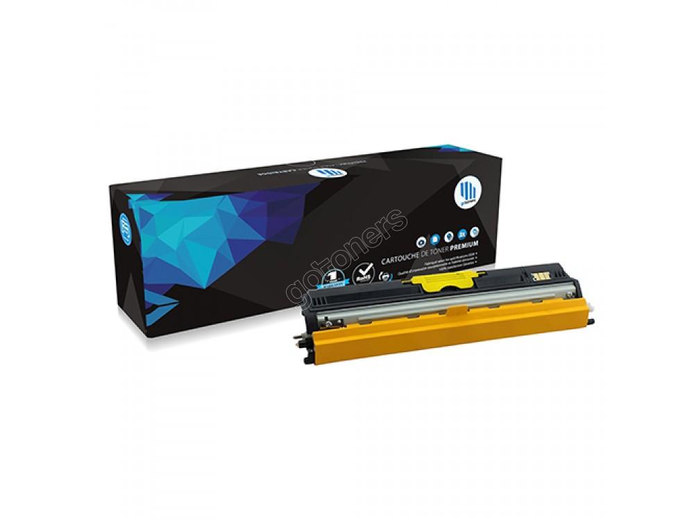 Gotoners™ OKI Compatible 44250713 (MC160/C110) Yellow Remanufactured Toner , High Yield