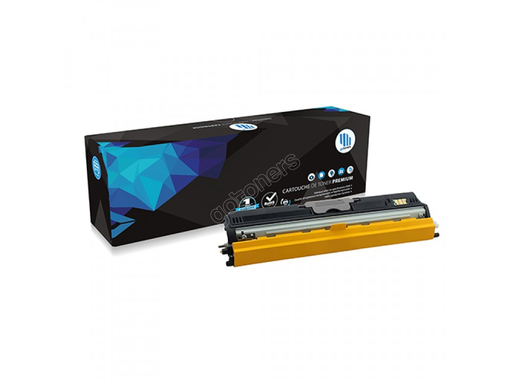 Gotoners™ OKI Compatible 44250716 (MC160/C110) Black Remanufactured Toner , High Yield