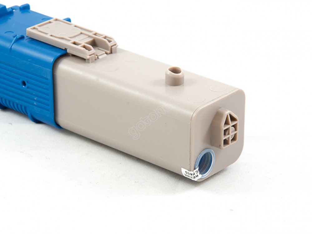 Gotoners™ OKI New Compatible 44469703 (C310/C330/C530) Cyan Toner Kit, Standard Yield
