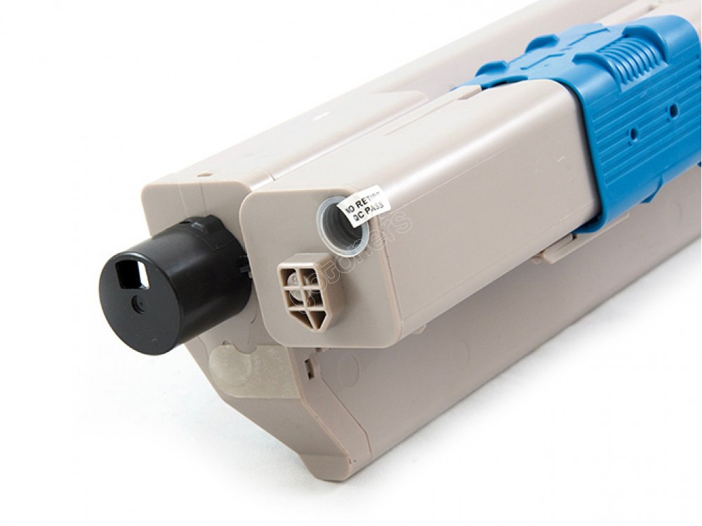 Gotoners™ OKI New Compatible 44469801 (C310/C330/C530) Black Toner Kit, Standard Yield