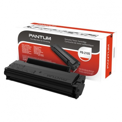 Gotoners™ Pantum PB-210 Original Genuine Black Toner Cartridge, Standard Yield