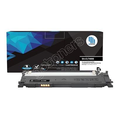 Gotoners™ Samsung New Compatible CLT-K409S Black Toner, Standard Yield