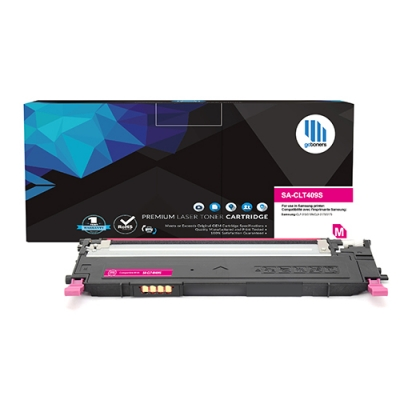 Gotoners™ Samsung New Compatible CLT-M409S Magenta Toner, Standard Yield