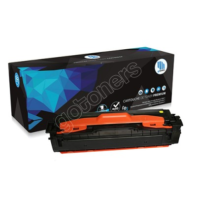 Gotoners™ Samsung New Compatible CLT-Y504S Yellow Toner, Standard Yield