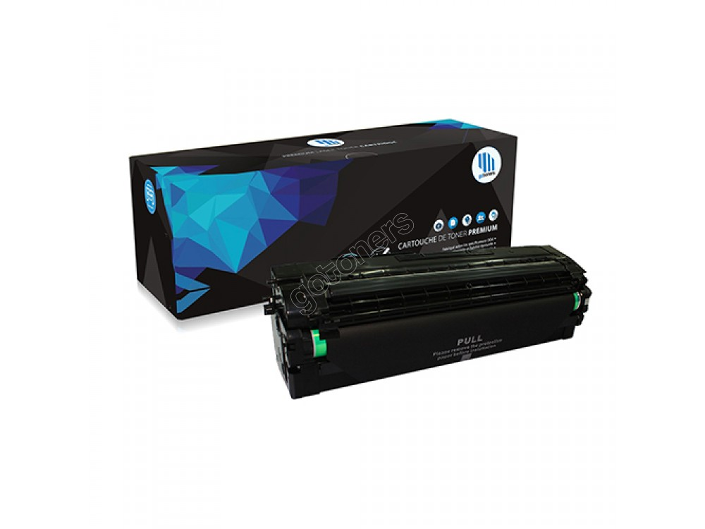 Gotoners™ Samsung New Compatible CLT-Y506L Yellow Toner, High Yield