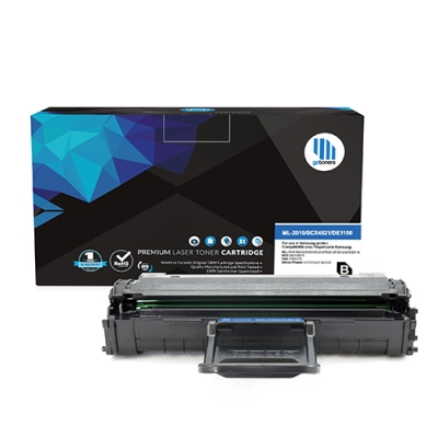 Gotoners™ Samsung New Compatible ML-2010D3 Black Toner, Standard Yield