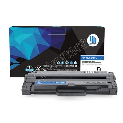 Gotoners™ Samsung New Compatible MLT-D105L Black Toner, High Yield
