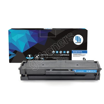 Gotoners™ Samsung New Compatible MLT-D111L Black Toner, High Yield