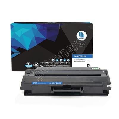 Gotoners™ Samsung New Compatible MLT-D115L Black Toner, High Yield