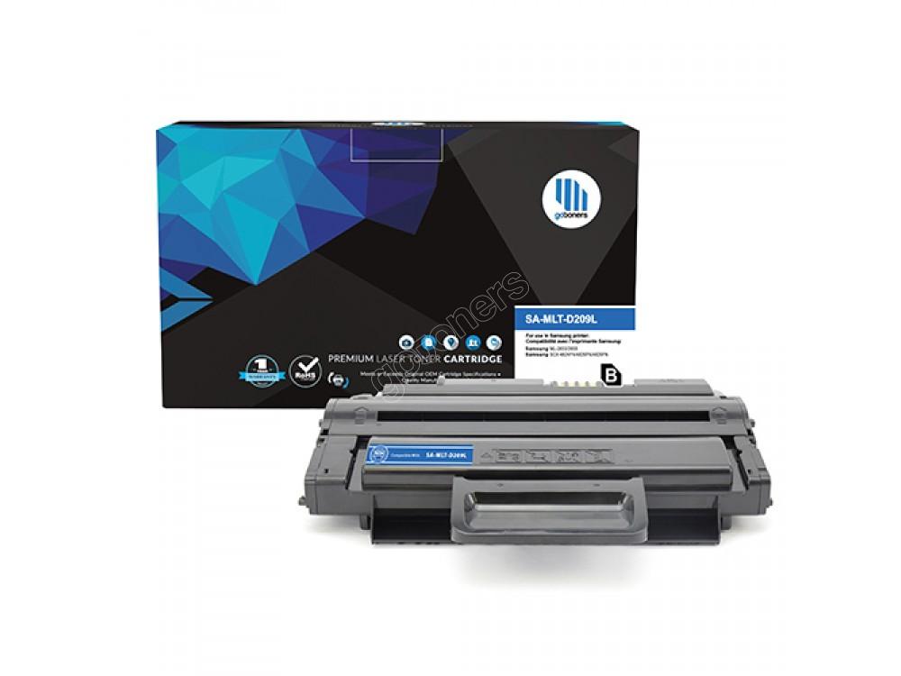 Gotoners™ Samsung New Compatible MLT-D209L Black Toner, High Yield