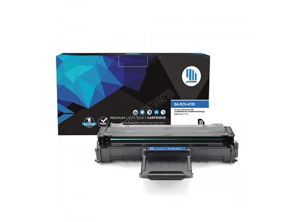 Gotoners™ Samsung New Compatible SCX-4725A Black Toner, Standard Yield