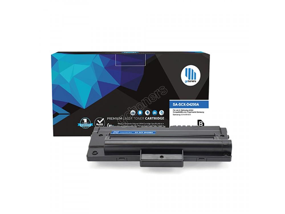 Gotoners™ Samsung New Compatible SCX-D4200A Black Toner, Standard Yield