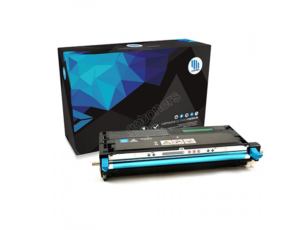 Gotoners™ Xerox Compatible 106R01392 (6280) Cyan Remanufactured Toner , Standard Yield