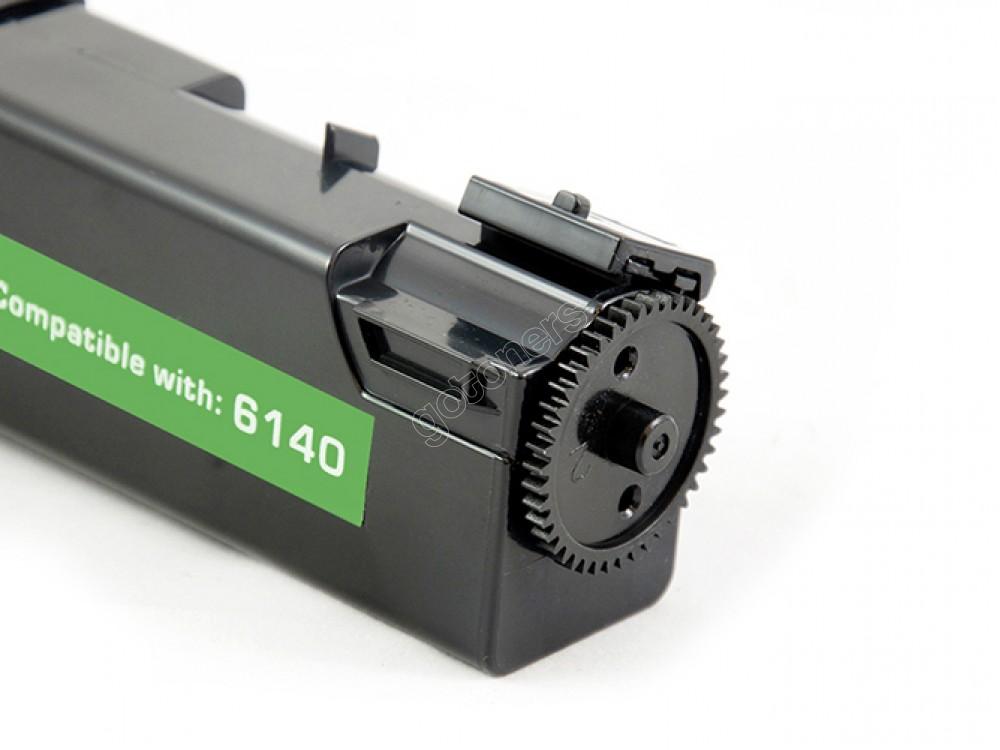 Gotoners™ Xerox New Compatible 106R01477 (6140) Cyan Toner Kit, Standard Yield