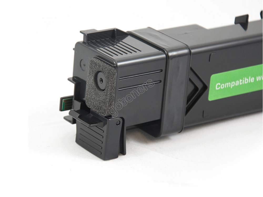 Gotoners™ Xerox New Compatible 106R01480 (6140) Black Toner Kit, Standard Yield