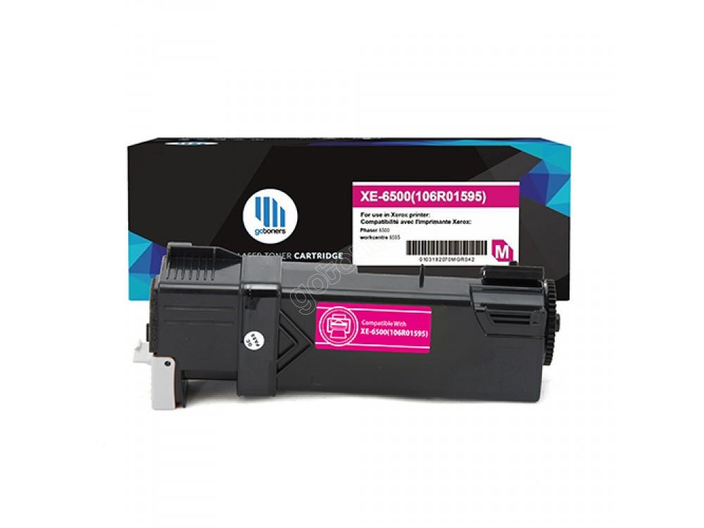 Gotoners™ Xerox New Compatible 106R01595 (6500) Magenta Toner Cartridge, High Yield
