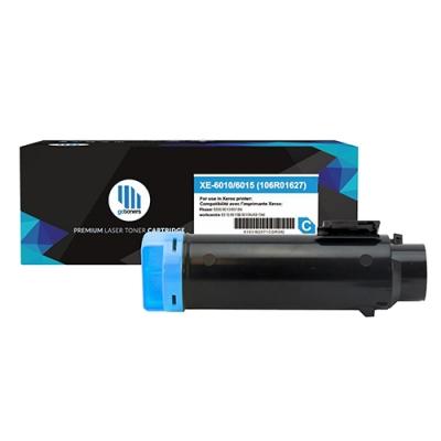 Gotoners™ Xerox New Compatible 106R01627 (6010/6015) Cyan Toner Kit, Standard Yield
