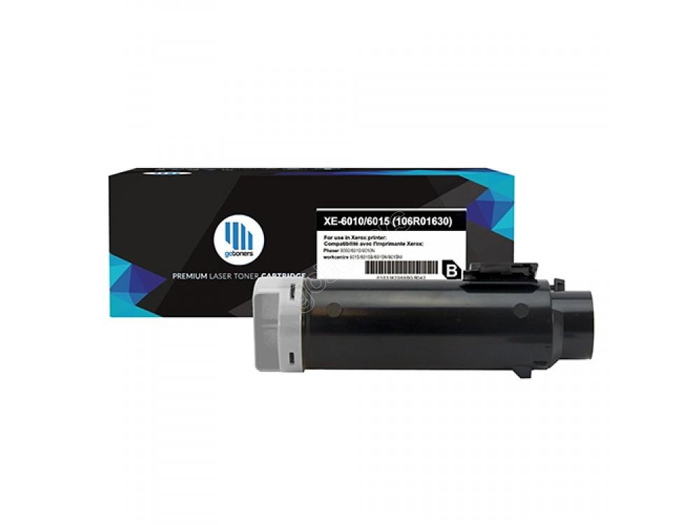 Gotoners™ Xerox New Compatible 106R01630 (6010/6015) Black Toner Kit, Standard Yield
