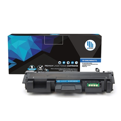 Gotoners™ Xerox New Compatible 106R02777 (3215/3225/3052/3260) Black Toner, Standard Yield
