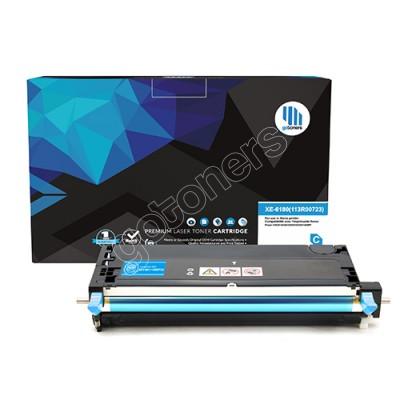 Gotoners™ Xerox Compatible 113R00723 (6180) Cyan Remanufactured Toner , High Yield